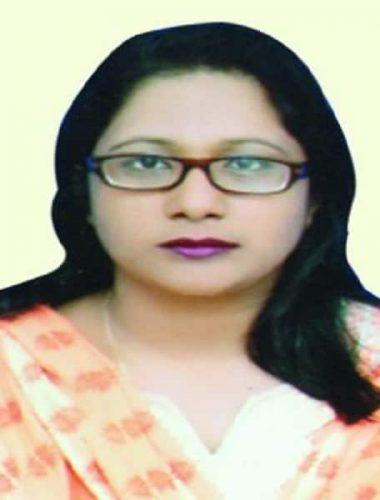 Dr. Mst.Nasrin Nigger