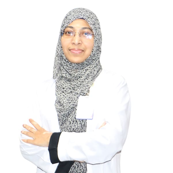 Dr.Umme Iffat Siddiqua