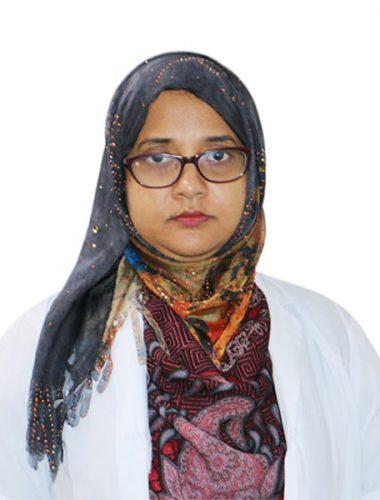 Dr. Ummul Nusrat Jahan